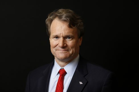 Bank of America Corp. Chief Executive Officer Brian Moynihan