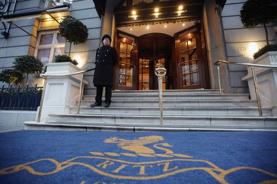 Billionaire Family Feud Revealed by Bugging at Ritz Hotel