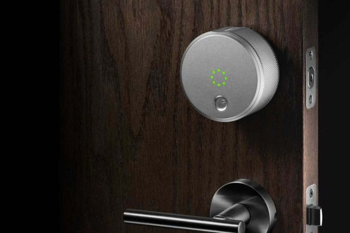 Apple Stores Will Sell a Smart Lock for Your Front Door