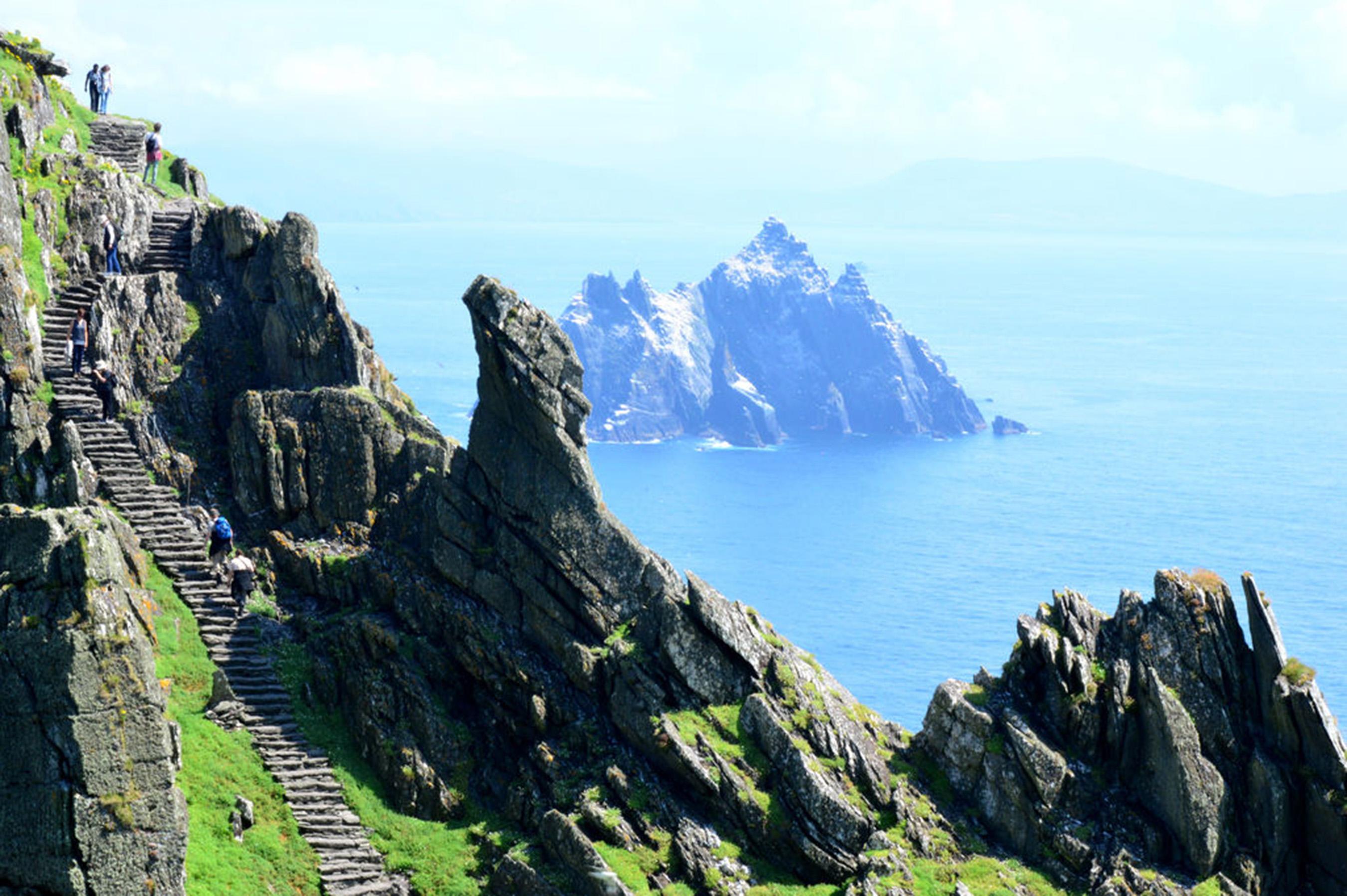 Star Wars Turned This Tiny Irish Island Into A Tourist