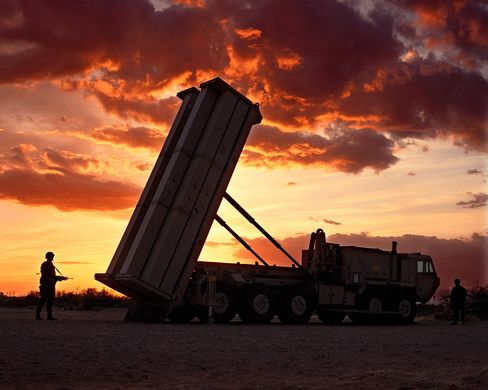 U.S. to Deploy Thaad Anti-Missile System to Guam, Pentagon Says