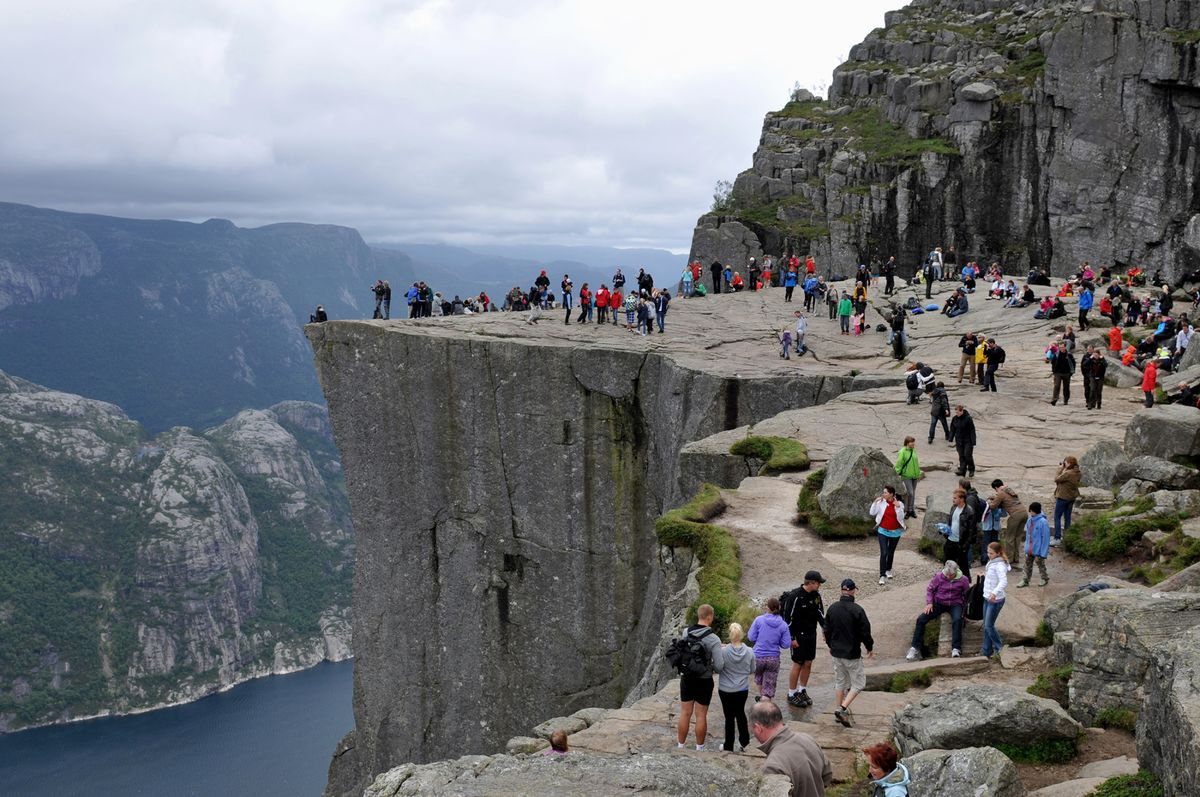 More Americans Move to Norway Than the Other Way Around