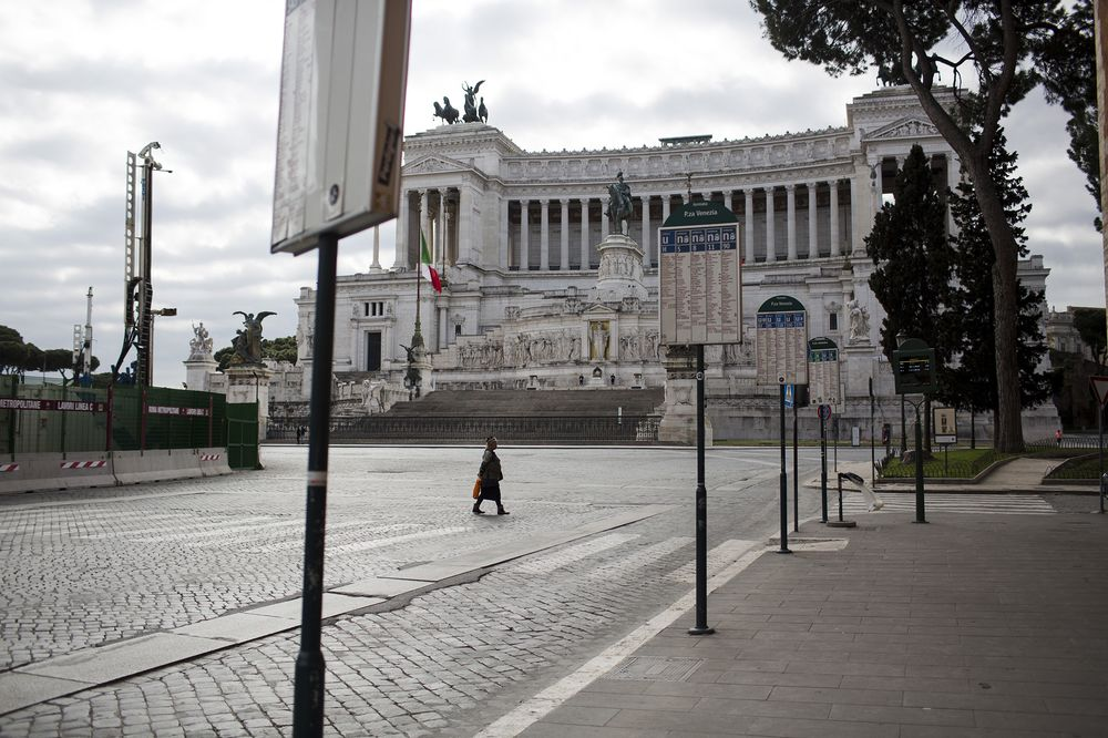 Italy Coronavirus News: Virus in Italia Ultime Notizie - Bloomberg