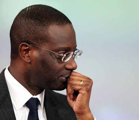 Prudential CEO Tidjane Thiam