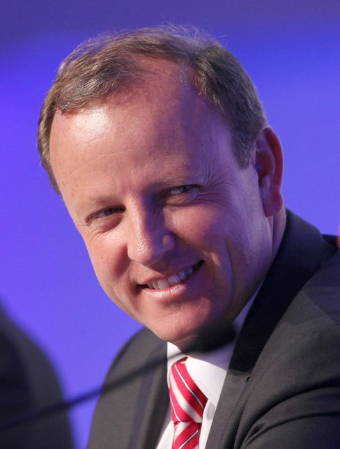 Deutsche Bank AG Chief Financial Officer Stefan Krause