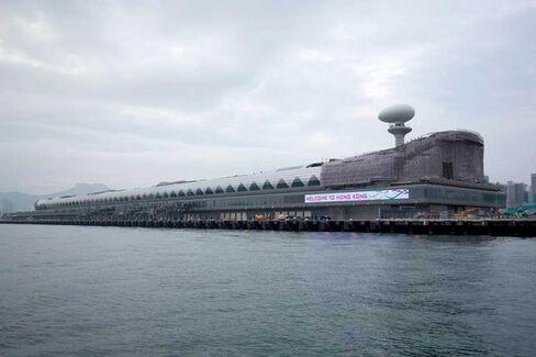 Hong Kong's Pricey New Cruise-Ship Terminal Doesn't Have Many Cruise Ships