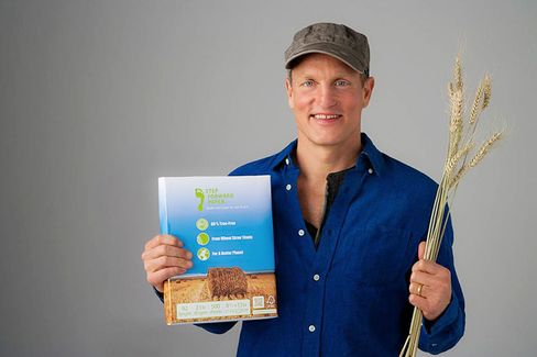 Woody Harrelson Is Crowdfunding His ???Tree-Free??? Paper Business
