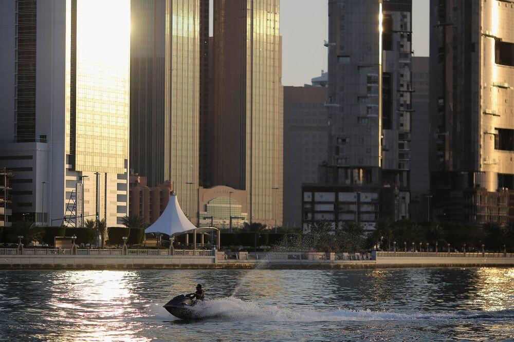 Abu Dhabi GDP Growth to Average 2 5% Through 2022, S&P Says