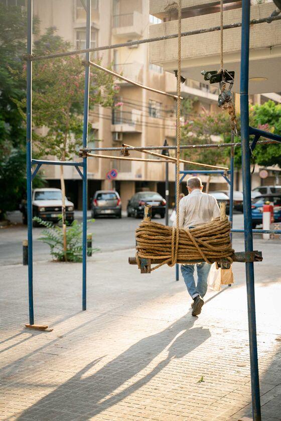After Devastating 2020 Explosion, Beirut Volunteers Rebuild the City