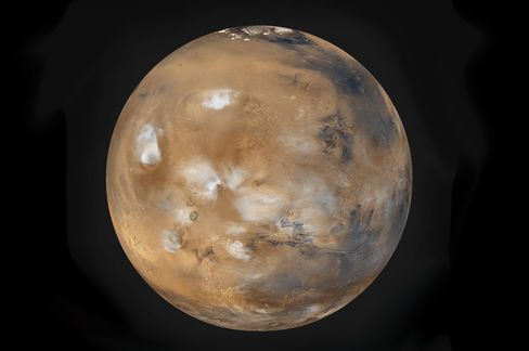 India's $82 Million Mission to Mars Orbit Planned for 2013