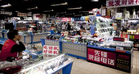 China's March Consumer Prices Rise 3.6% From Year Earlier