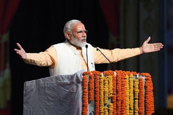 Unlike Xi, India's Modi Avoids U.S. Wrath Over Protest Crackdown