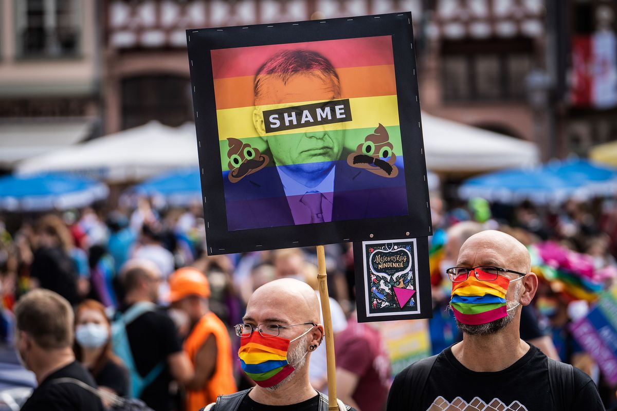 An EU Rogue May Pay for Weaponizing Gay Rights