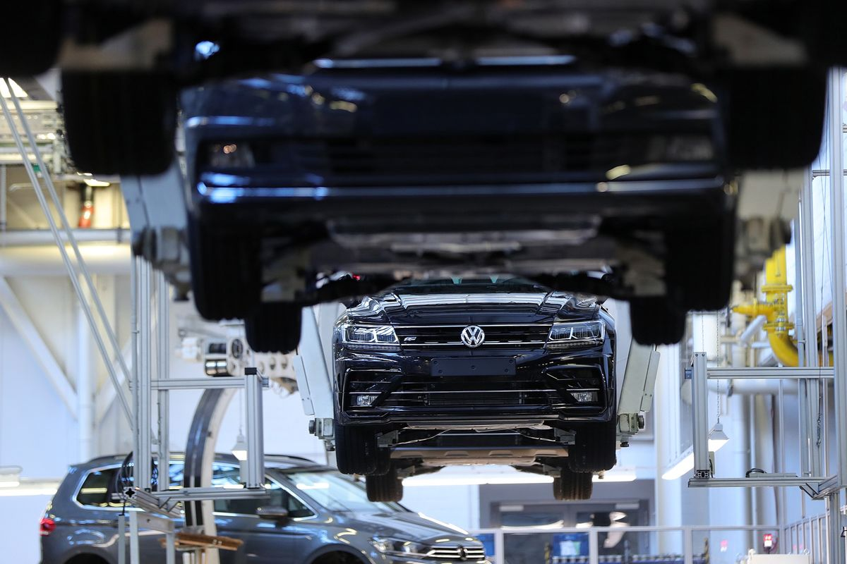 VW Says the Next Generation of Combustion Cars Will Be Its Last