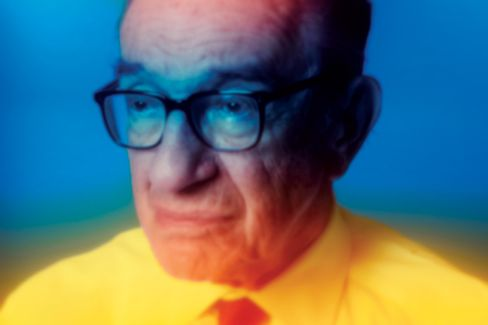 Alan Greenspan on His Fed Legacy and the Economy