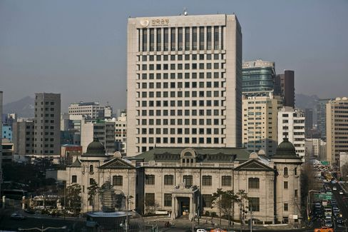 South Korea Bond Sales Slide From 2011 Record as Economy Cools
