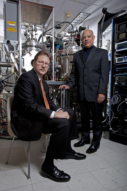IBM's John Kelly and Mark Dean