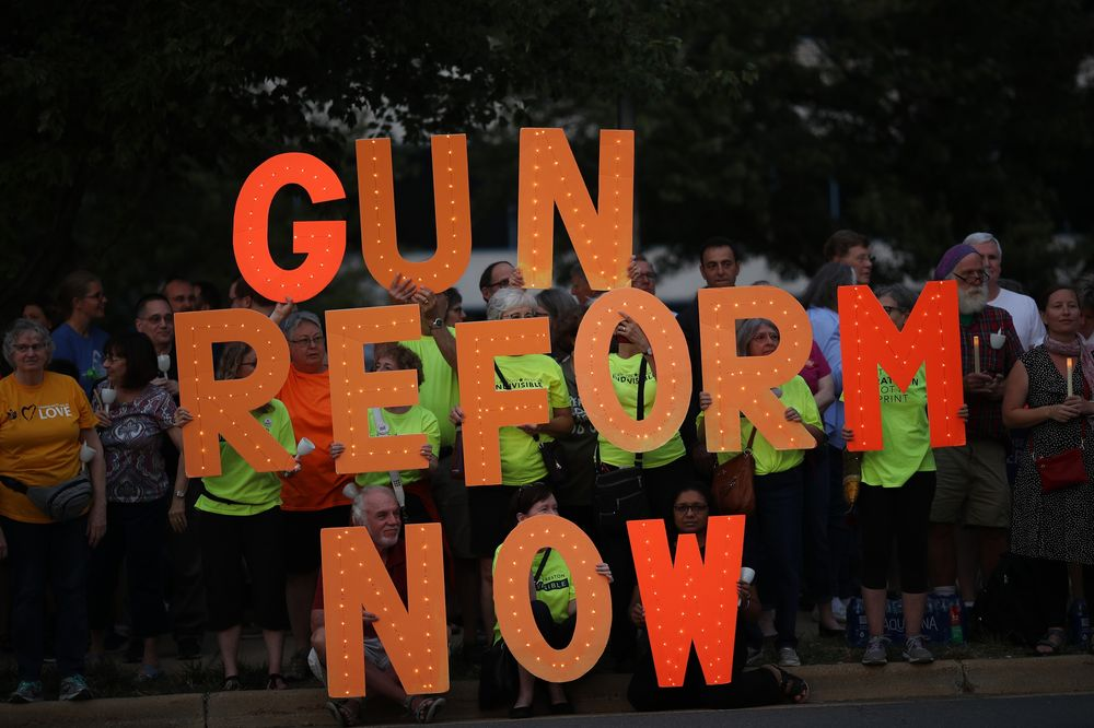 Democrats Can Unite to Defeat NRA, Achieve Gun Law Reform