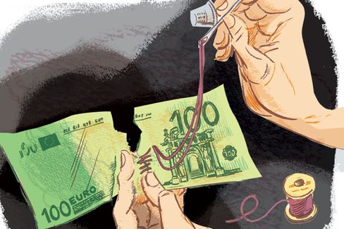 How Mario Draghi Found a Way to Rescue the Euro