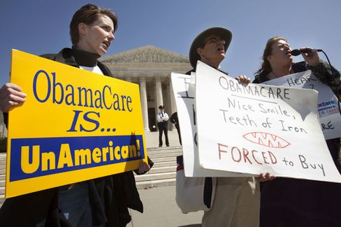 Obamacare, Day 1: 'Taxes,' 'Penalties,' and Health Reform