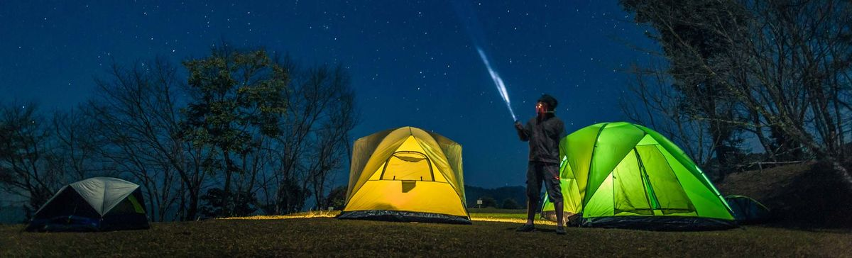 The Best Hi-Tech Camping Gear for Your Next Great Adventure