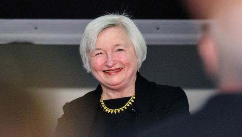 Fed Vice Chairman Janet Yellen