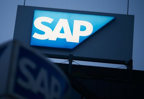 SAP Second-Quarter Software License Sales Miss Estimates on Asia