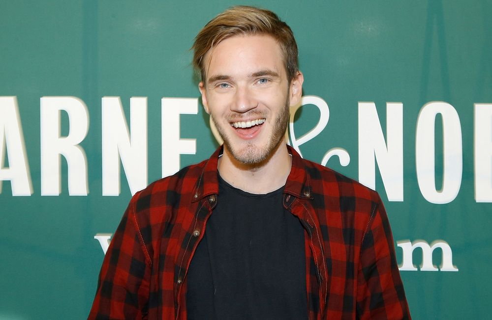 PewDiePie's Tumultuous Reign as YouTube King Is Almost Over