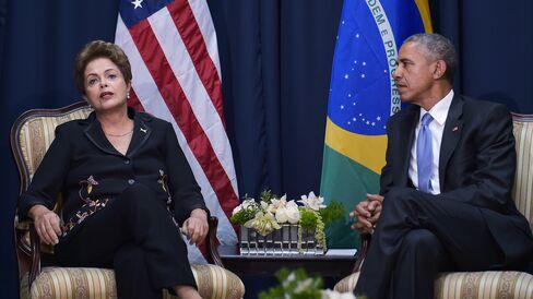 Rousseff & Obama