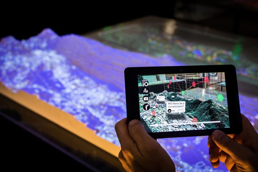How Ar Can Transform The Way Cities Work Bloomberg