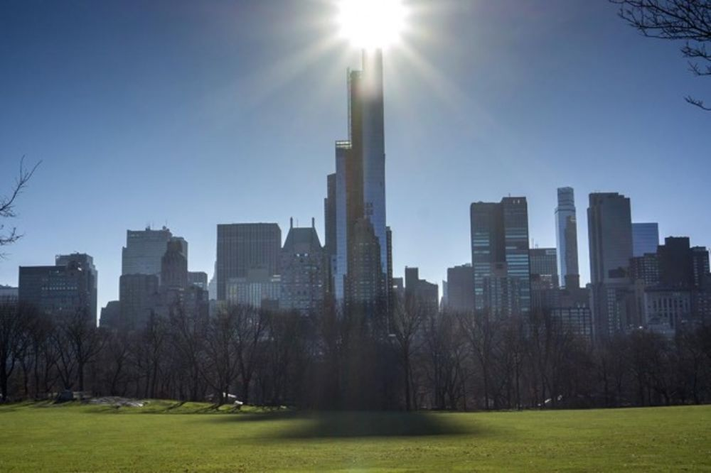 Will Gary Barnett Bring a Third Skyscraper Shadow to Central Park