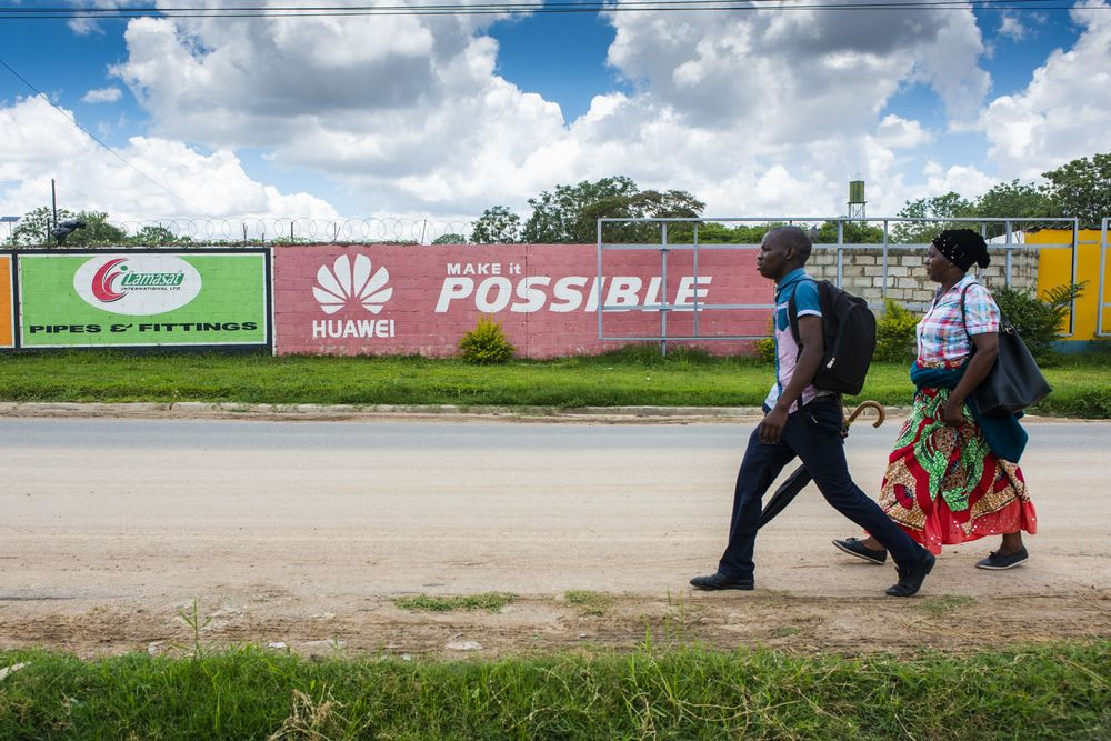 China's Digital Silk Road In Africa