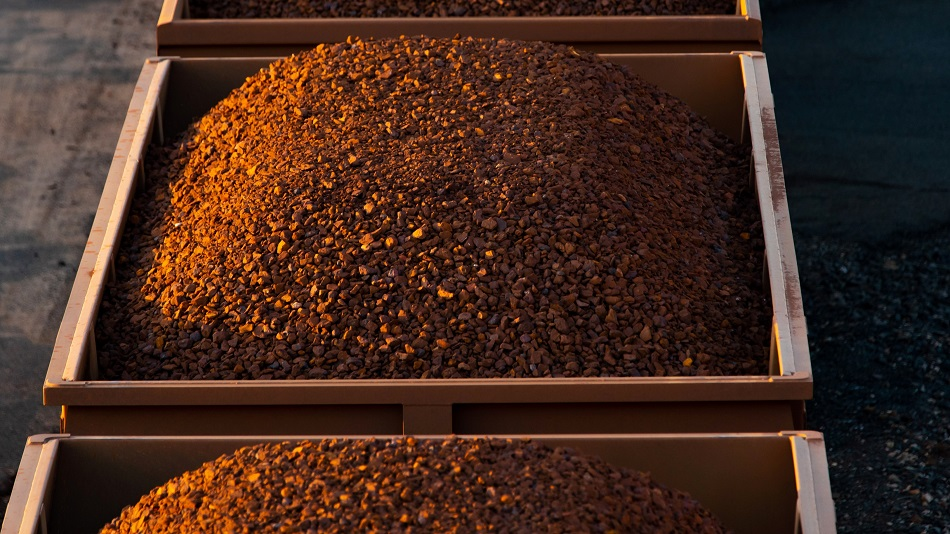 Iron Ore Rally Stutters as China Seeks Control