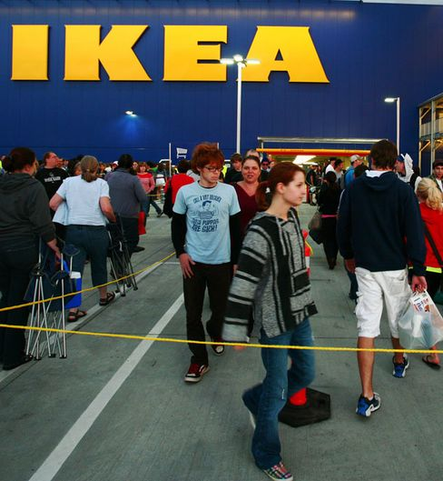 Ikea's Virginia Manufacturing Plant Workers Vote for Union