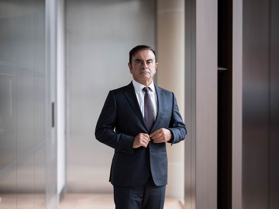 Renault Scraps About $12.4 Million of Payouts to Jailed Ghosn