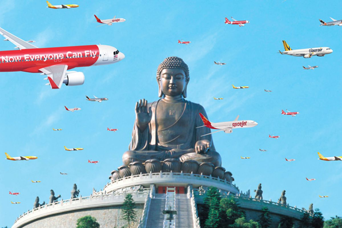 Asia's Budget Airline Invasion