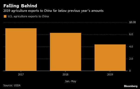 Crop Markets Deepen Weekly Losses as Trump Escalates Trade War