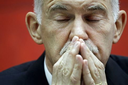 Papandreou Sees Make-or-Break Time in Debt Crisis