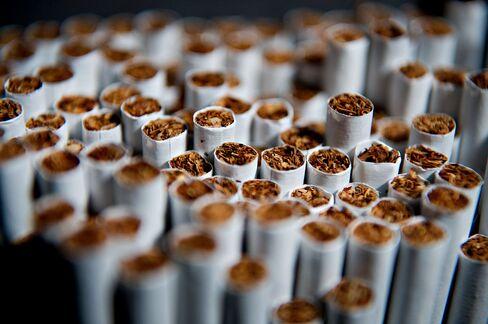 Philip Morris Profit Tops Analysts' Estimates on Sales in Russia