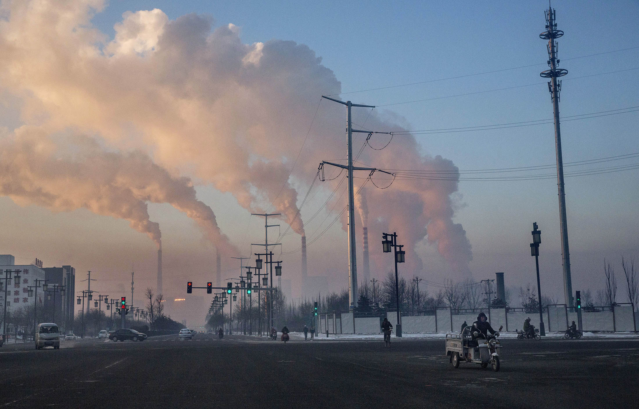 China Says It s Going to Use More Coal With Capacity Set to Grow