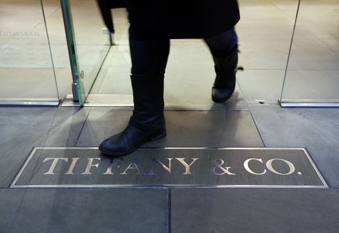 Tiffany Sees Profit at Low End of Forecast on Weak Sales