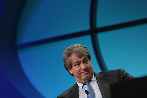 Apollo Global Management LLC CEO Leon Black