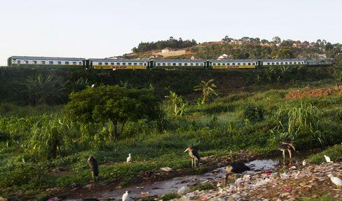 Ugandan Railway