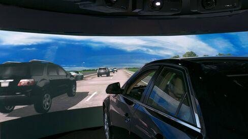 General Motors' Research Driving Simulator