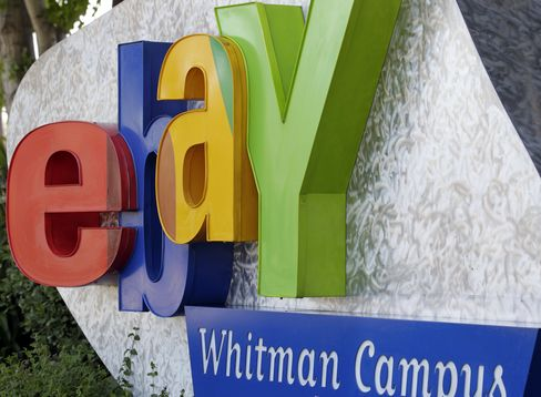 EBay Forecasts Full-Year Revenue That May Surpass Estimates