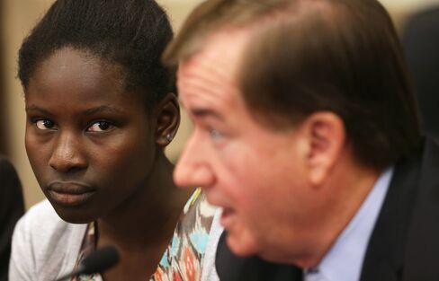 Boko Haram Survivor Deborah Peter