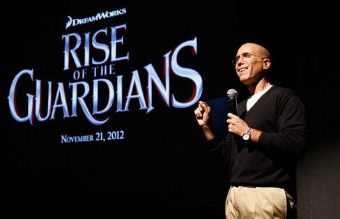 DreamWorks Rises on Upgrade Over 'Guardians,' Higher Film Output