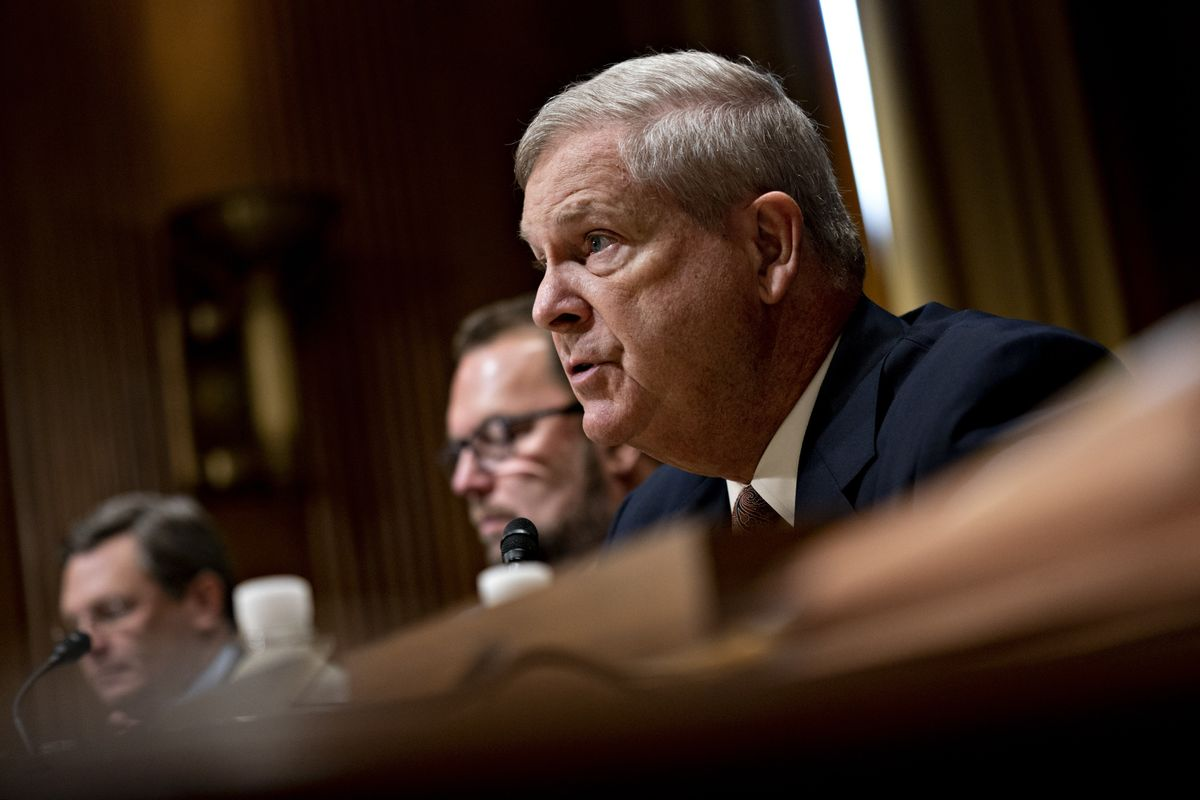 bloomberg.com - Mike Dorning - Agriculture Secretary Sees 'Early Wins' on Climate From Farms