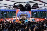 Alibaba Raises $11 Billion in Hong Kong Market Rocked by Unrest