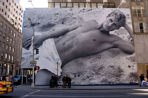 A billboard from 2012